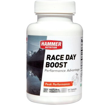Hammer Nutrition Race Day Boost Capsules - 64 Ct