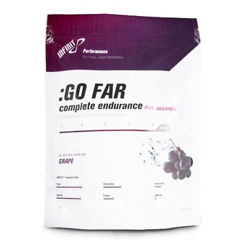 Infinit Go Far For Women Endurance Drink Mix - 18 Servings