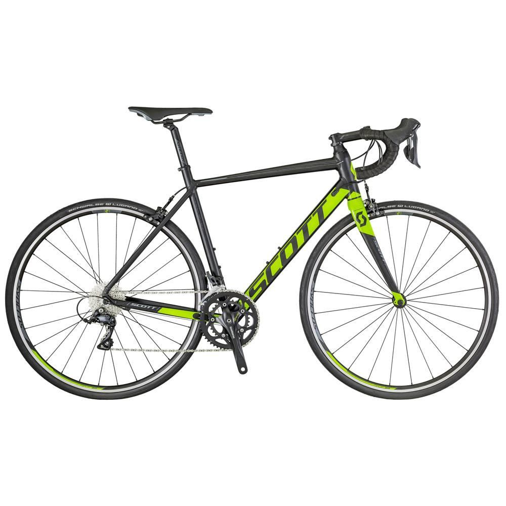 c6bb269338f 2018 Scott Speedster 30 Road Bike