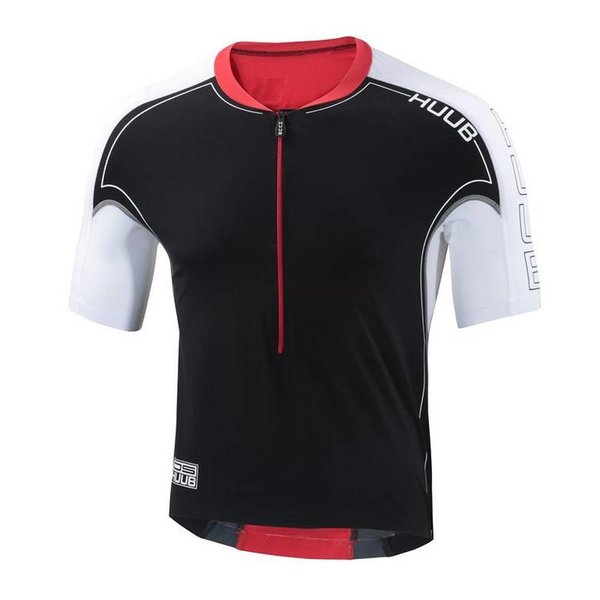 Huub Dave Scott Long Course Triathlon Top Short Sleeve - Mens