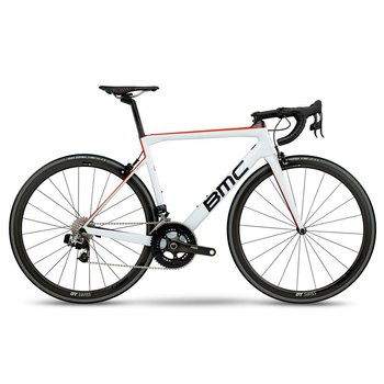 BMC Teammachine SLR01 ONE Red eTap Road Bike