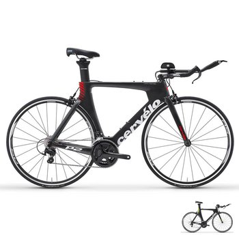 Cervelo P2 105 Triathlon Bike