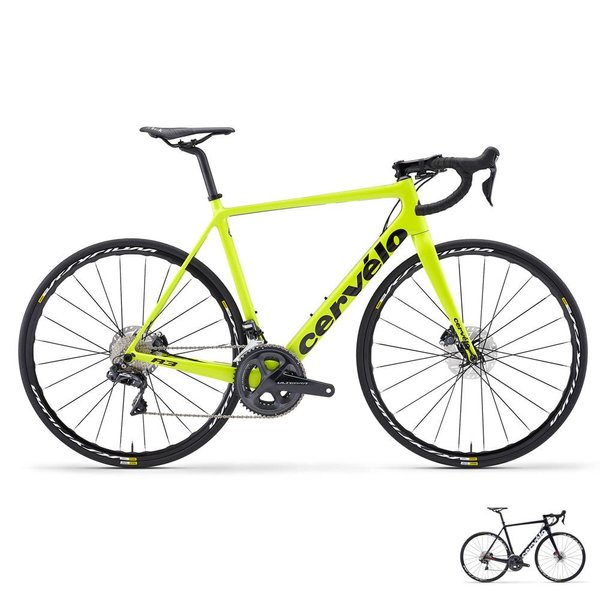 Cervelo R3 DISC Ultegra DI2 Road Bike