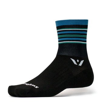 Swiftwick Aspire FOUR Quarter Crew Socks