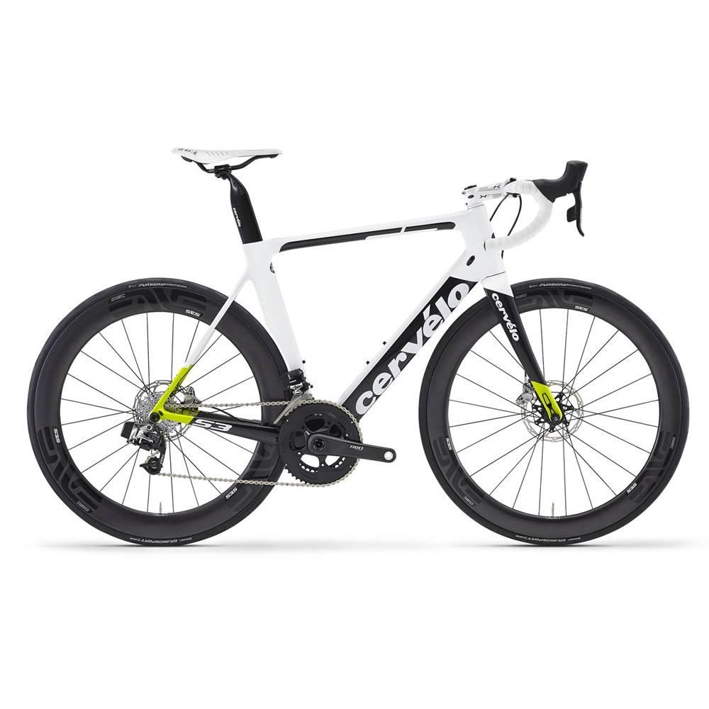 a4c63aeca 2018 Cervélo S3 DISC Sram eTAP Road Bike - Nytro Multisport
