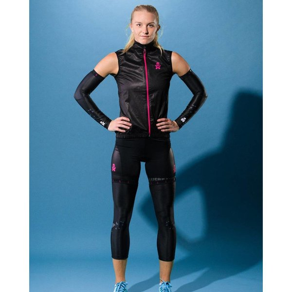 Betty Designs Onyx Arm Warmers - Womens