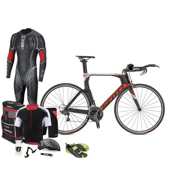Triathlon Package Premium - Unisex