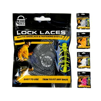 Lock Laces Elastic No Tie Shoelaces