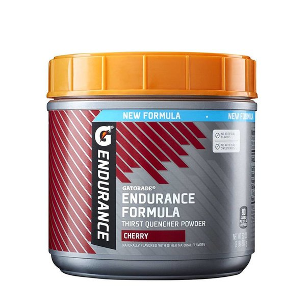 Gatorade Endurance Formula Powder Can- Cherry - 32OZ