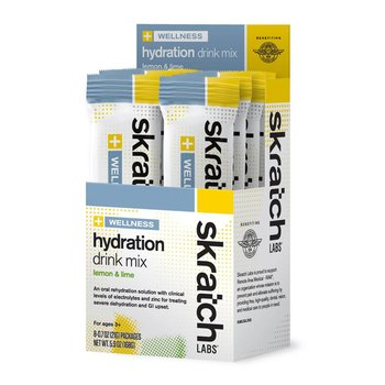 Skratch Wellness Hydration Box - 8CT