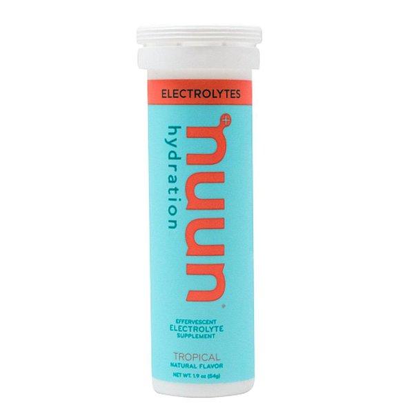 Nuun Hydration Tropical Tablet Tube -10 Tablets
