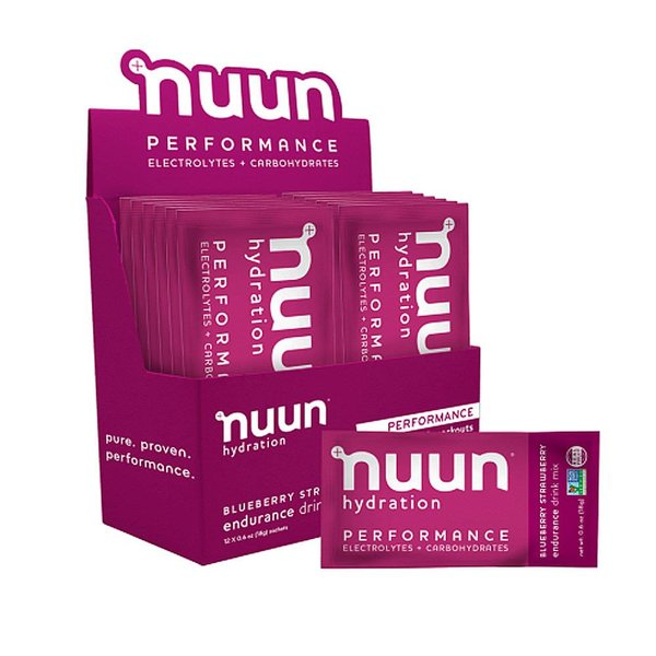 Nuun Hydration Performance Packets - Case - 12CT