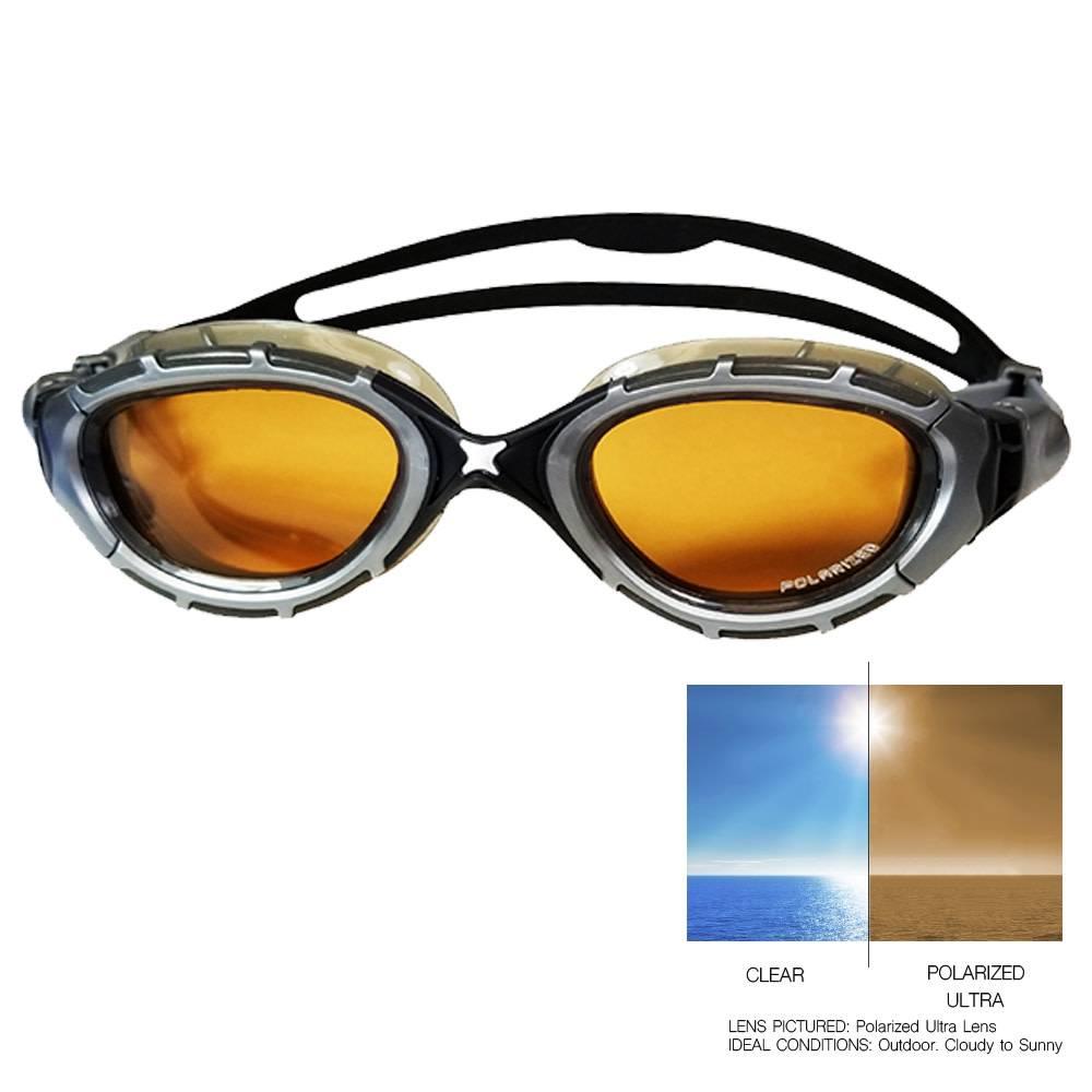 """Zoggs Predator Flex 2.0 Polarized Ultra Goggles. """""""