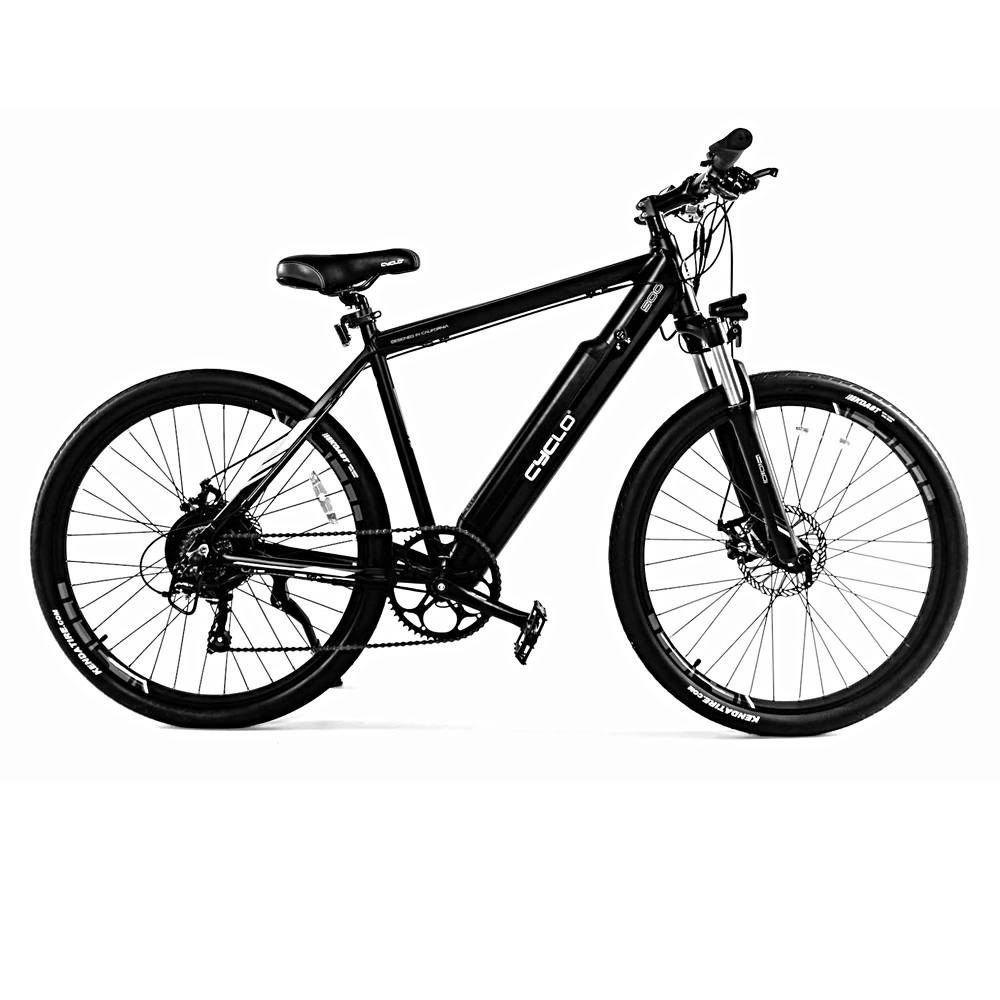 828cd2ac94d Cyclo Volta premium 500 Electric Bike - Nytro Multisport