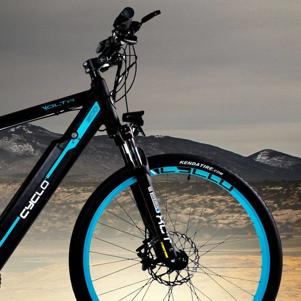 Cyclo Volta Premium 500 Electric Bike