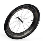 HED Jet 9 Plus Black Clincher Front Wheel