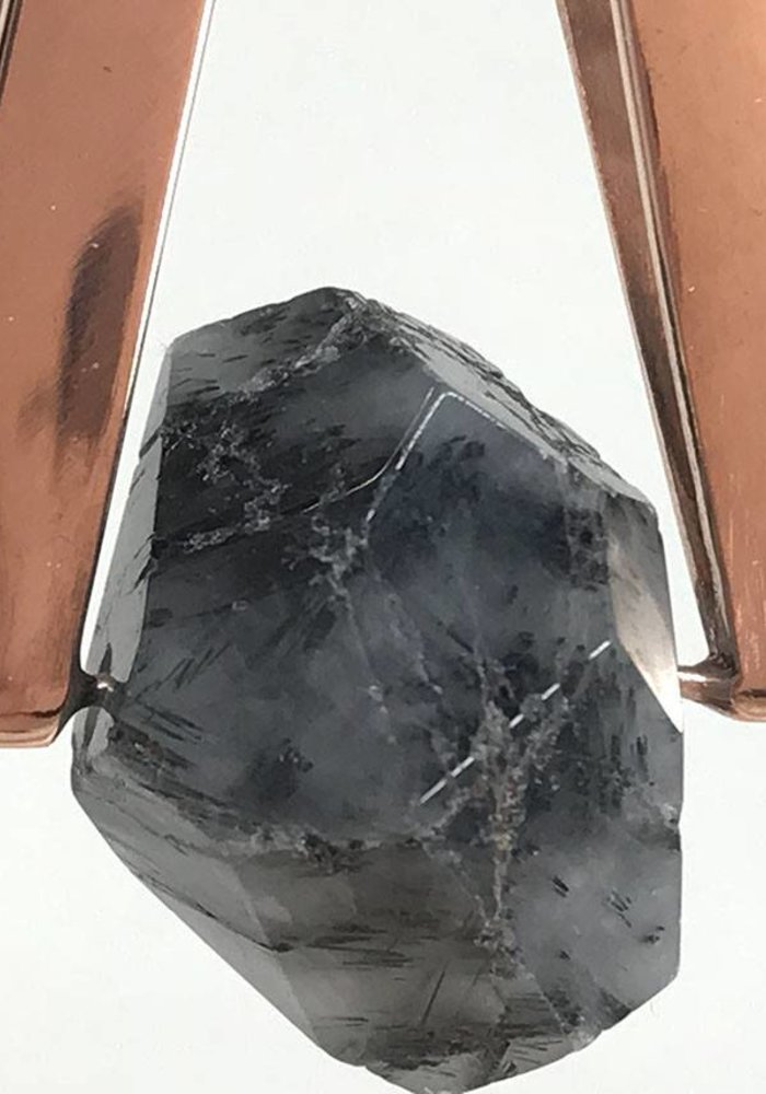 Buddha Jewelry Vida RG Plated/Tourmalated Quartz 16g