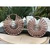 Maya Jewelry Maya Jewelry Cloak in Rose Gold 18g