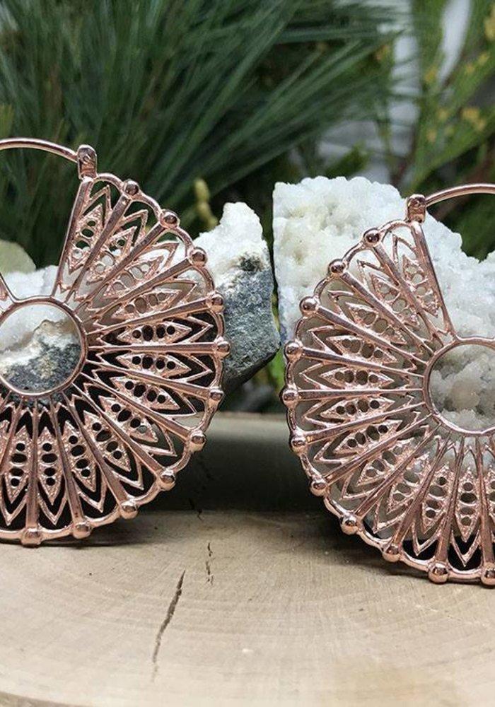 Maya Jewelry Cloak in Rose Gold 18g