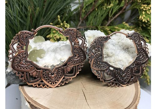 Maya Jewelry Maya Jewelry Empress in Copper 14g