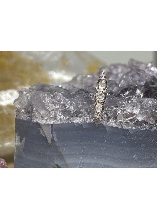 Tawapa Tawapa Prestige White Gold White Diamond Threadless