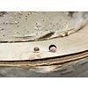 Junipurr Junipurr White Gold Disk 3mm Threadless