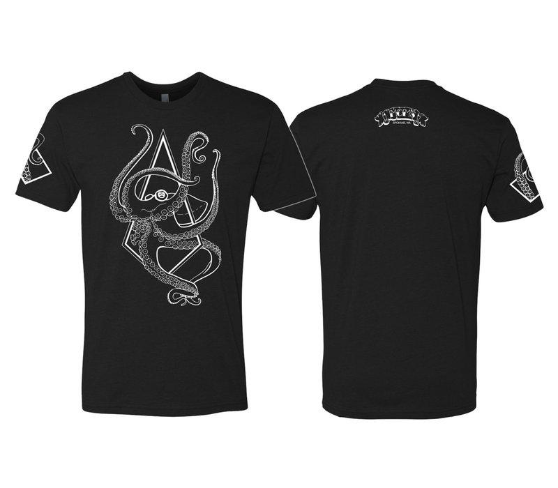Mom's Custom Tattoo Octopus T-Shirt