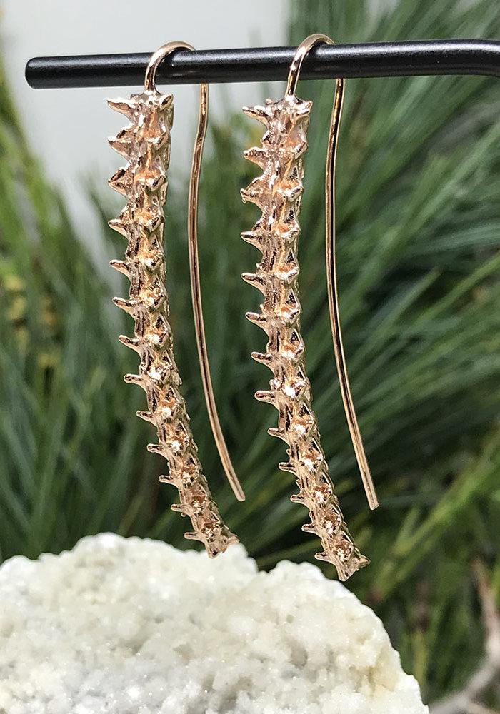 Tawapa Spinal Tap Rose Gold 18g