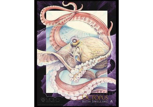 Octopus Poster - Beth Swilling
