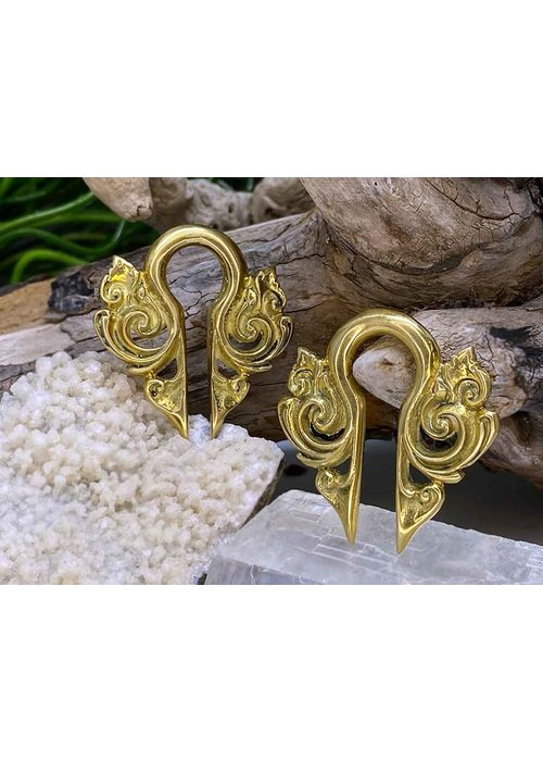 Safe Products Brass Swirl Weights