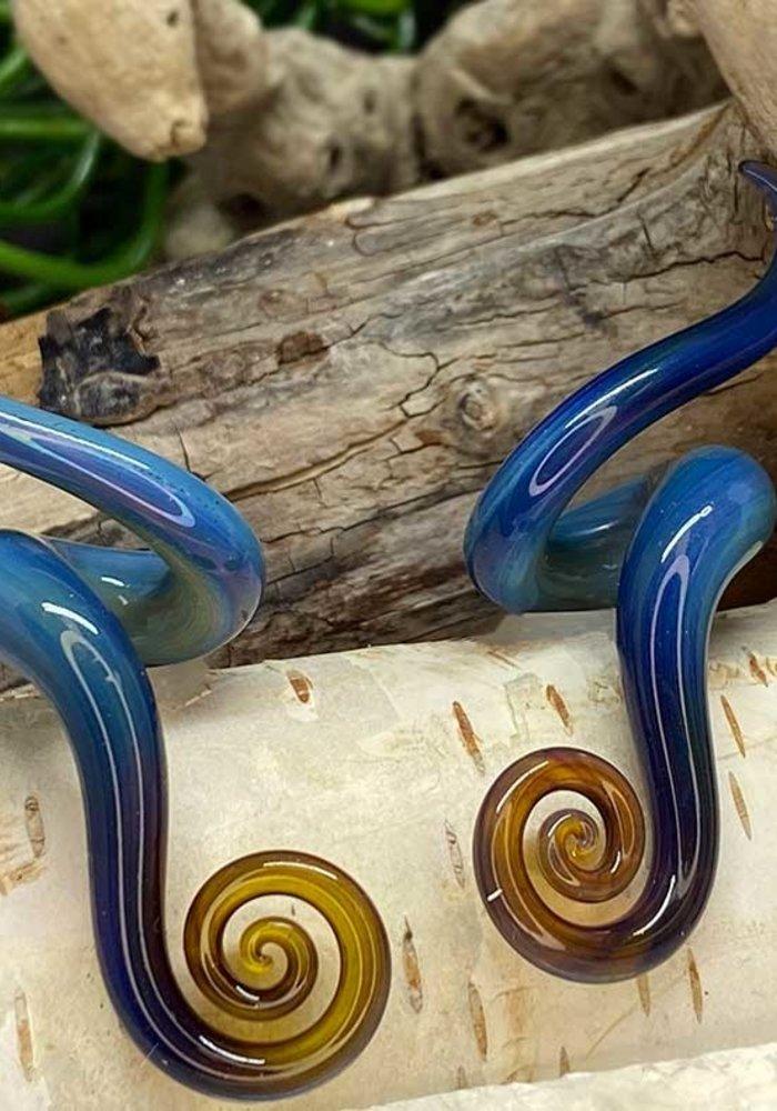 Glassheart Mini Drop Spirals