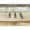 NeoMetal 12g Threadless Ti Nipple Barbell (Post Only)