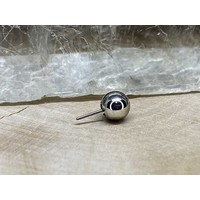 Neometal Ball Titanium Universal Threadless (for nipple barbells)