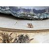 Quetzalli Jewelry Quetzalli Baby Gita Rose Gold Threadless