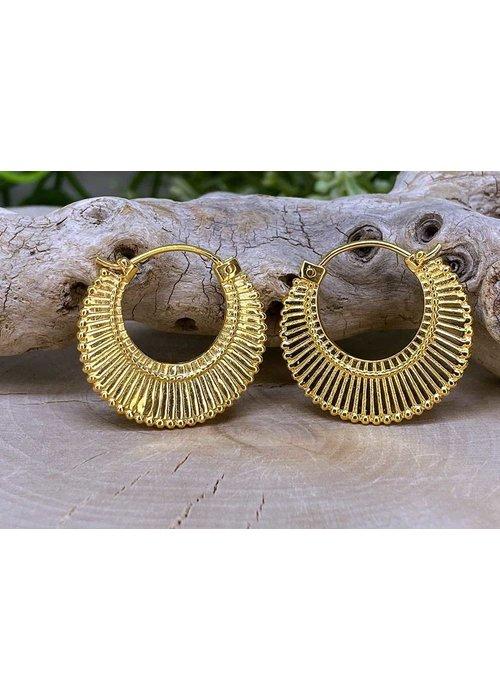 Maya Jewelry Maya Jewelry Dissent in Yellow Gold 18g