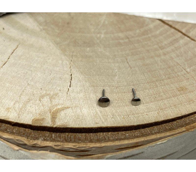 Neometal Disk Titanium Threadless