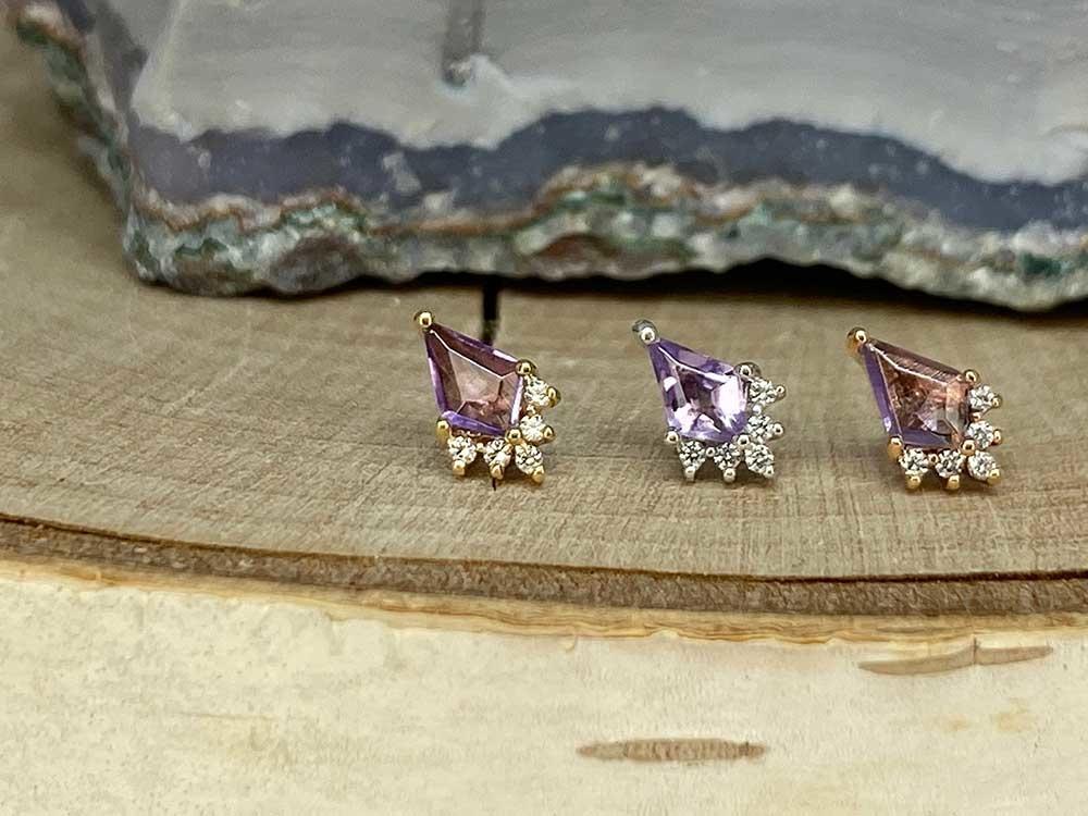 The Noble by Buddha Jewelry, photo courtesy of Shandra Swilling.