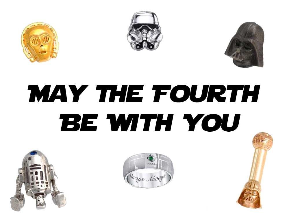 BVLA Star Wars Body Jewelry