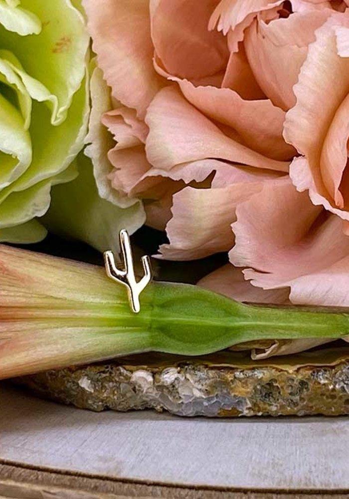 Modern Mood Mojave Cactus Rose Gold Threadless