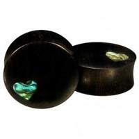 Buddha Jewelry Modern Romance Plug Saba/Arang Wood