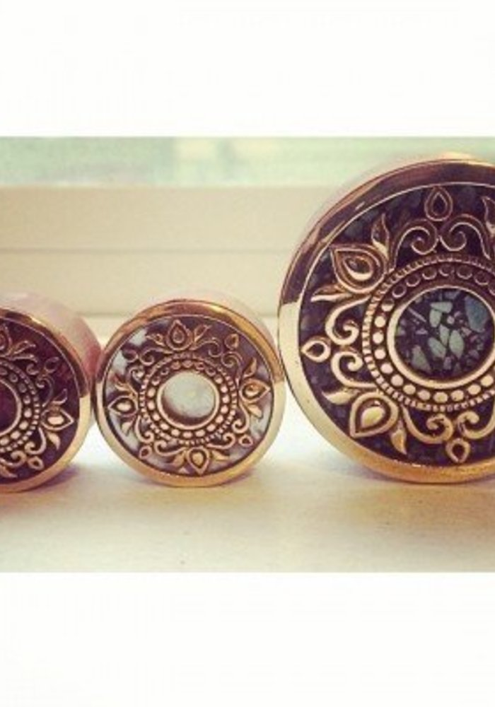Buddha Jewelry Philomena Plug