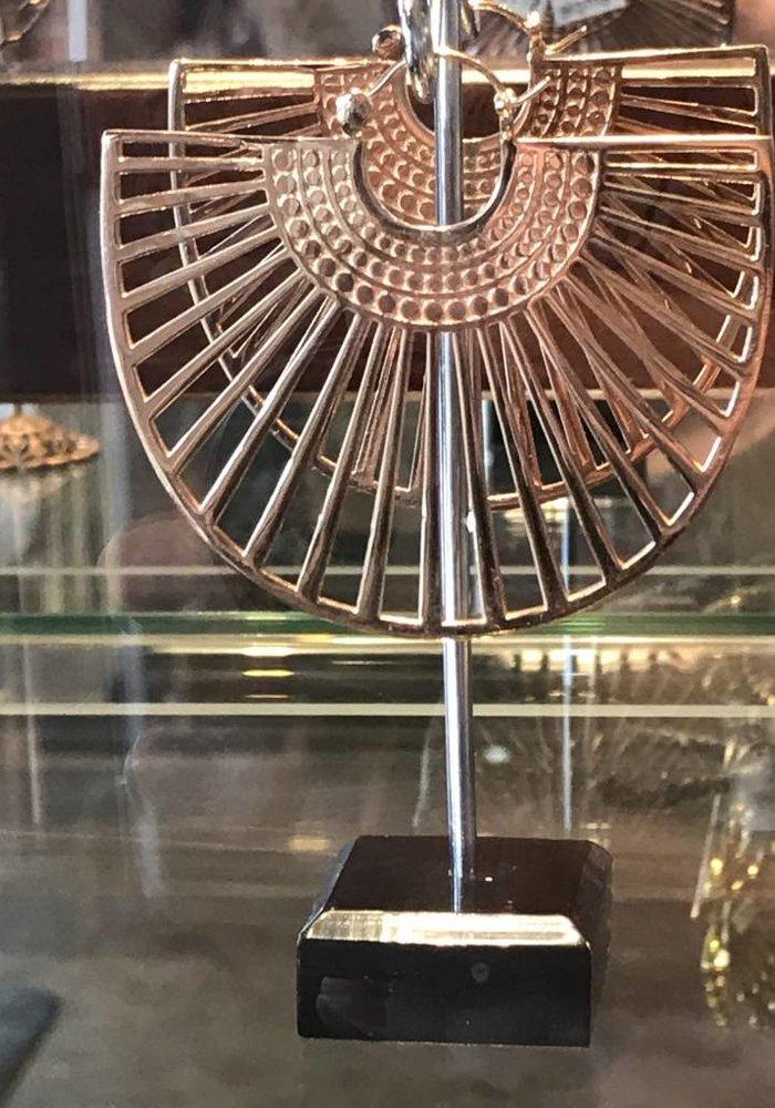 Tawapa Temple of Light Rose Gold Plated 18g