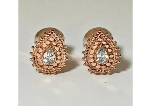 Buddha Jewelry Organics Buddha Jewelry Aja Rose Gold Plated Plug