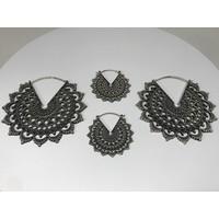 Maya Jewelry Majesty Black 16g Weights
