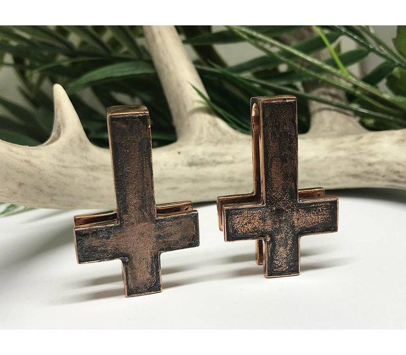 Maya Jewelry Black Magic Copper Weights