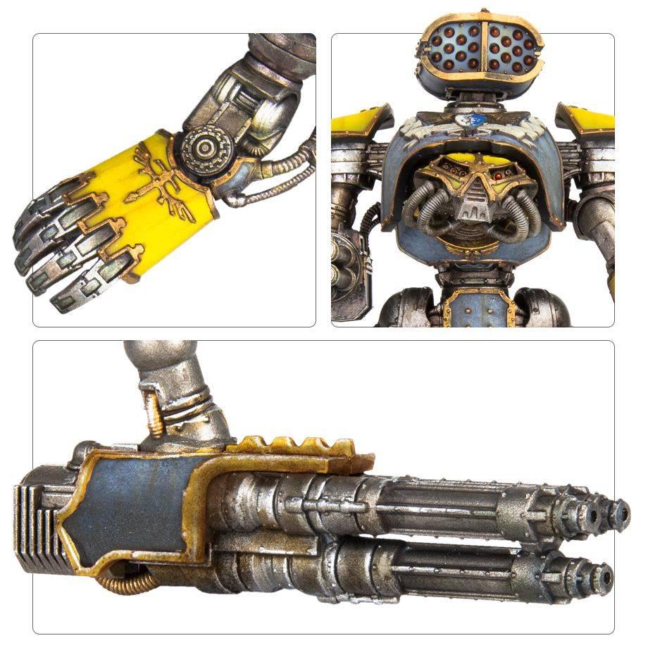 Citadel Adeptus Titanicus Reaver Battle Titan 400-17 Warhammer 40k
