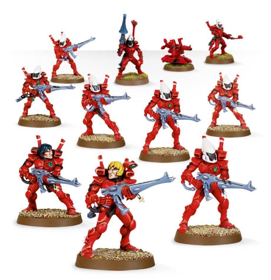 Citadel Craftworlds Guardians 46-09 Warhammer 40k