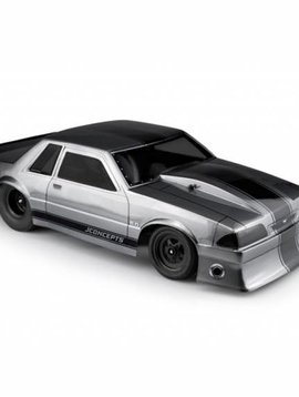 "JCO 1991 Ford Mustang, Fox Clear Body, 10.75 & 13"" WB"