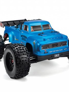 Arrma AR406152 Body, Blue Real Steel: Notorious 6S BLX