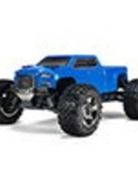 Arrma ARA102711 1/10 Bigrock Crew Cab 4x4 3S BLX Blue RTR